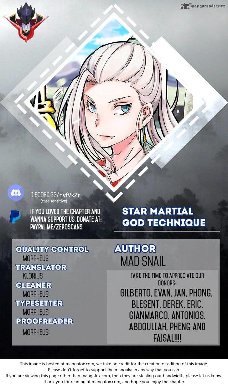 Star Martial God Technique 117 at MangaFox