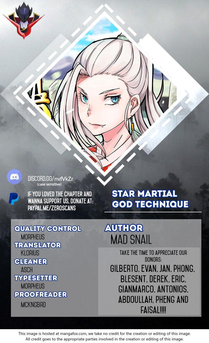 Star Martial God Technique 118 at MangaFox