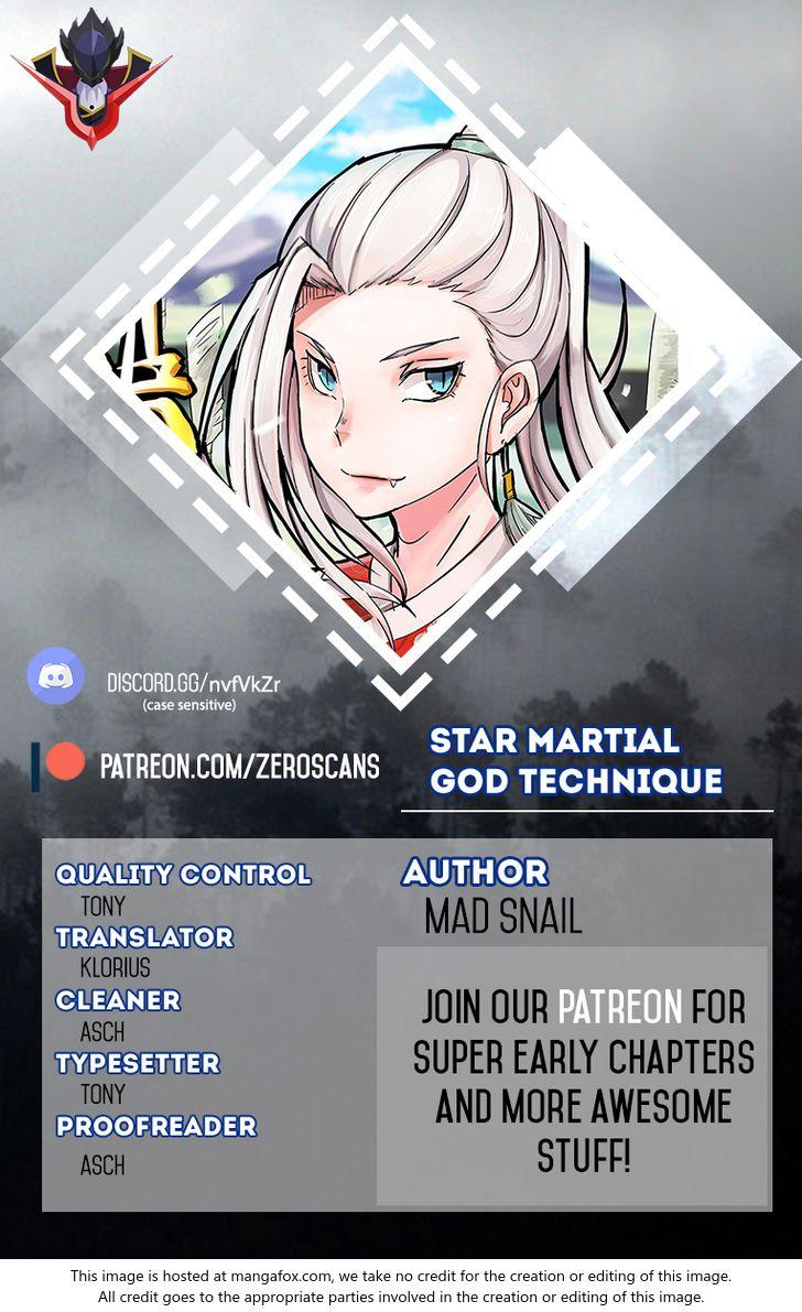 Star Martial God Technique 122 at MangaFox