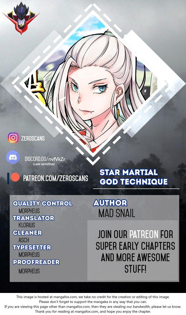 Star Martial God Technique 123 at MangaFox
