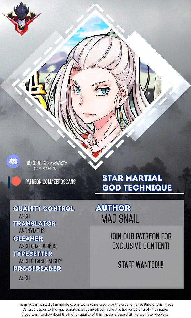 Star Martial God Technique 125 at MangaFox