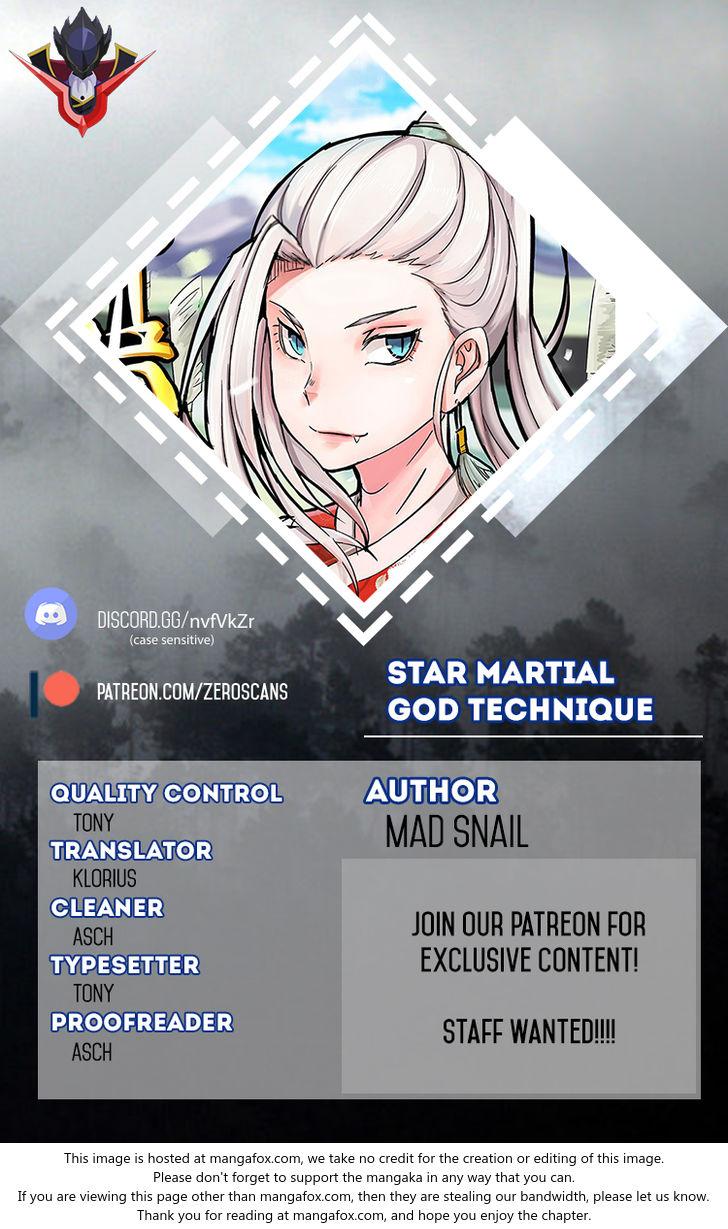 Star Martial God Technique 126 at MangaFox