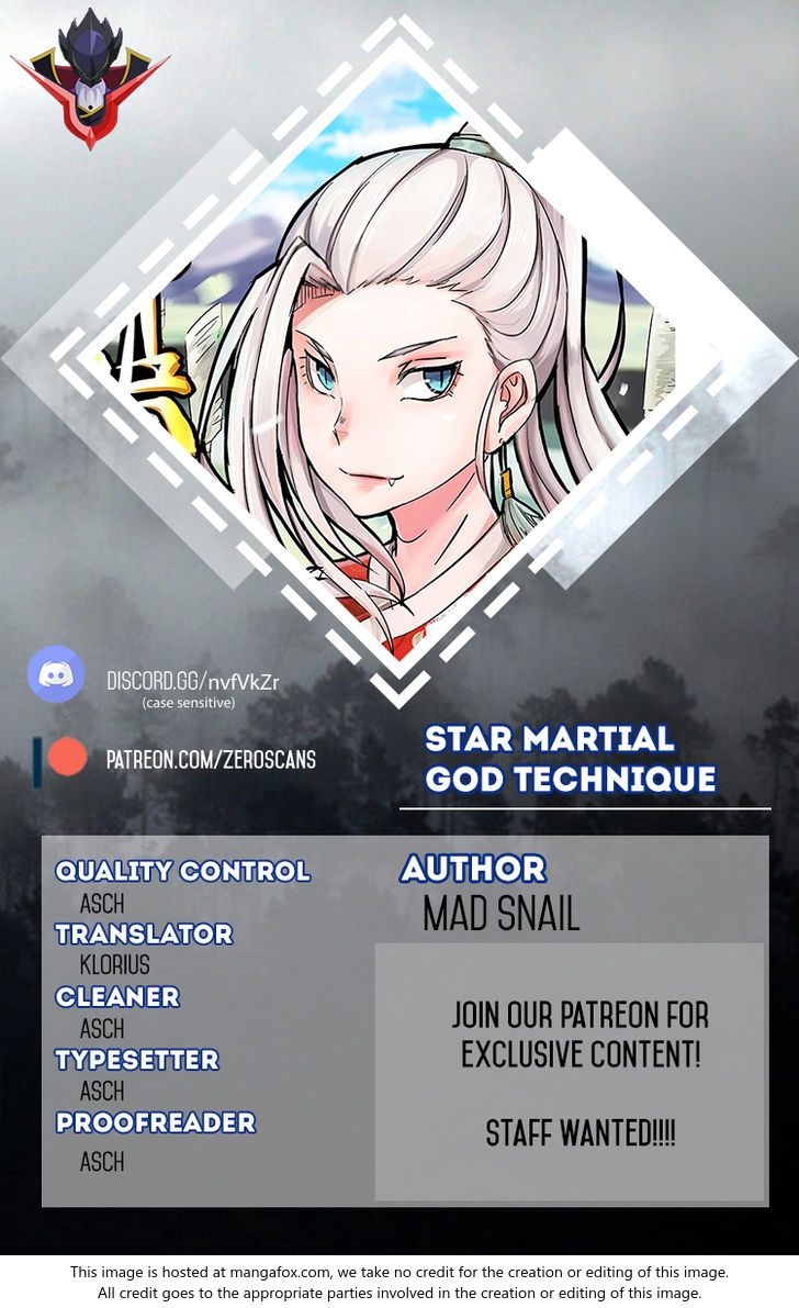 Star Martial God Technique 128 at MangaFox