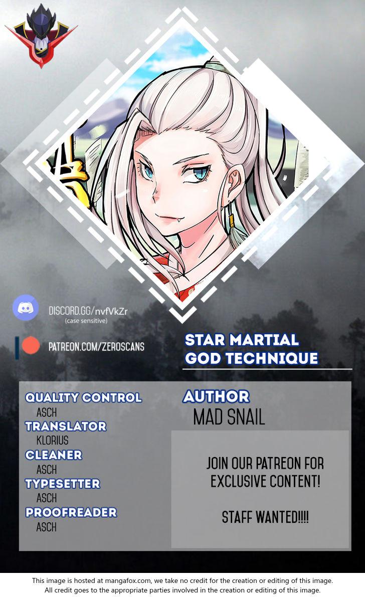 Star Martial God Technique 134 at MangaFox