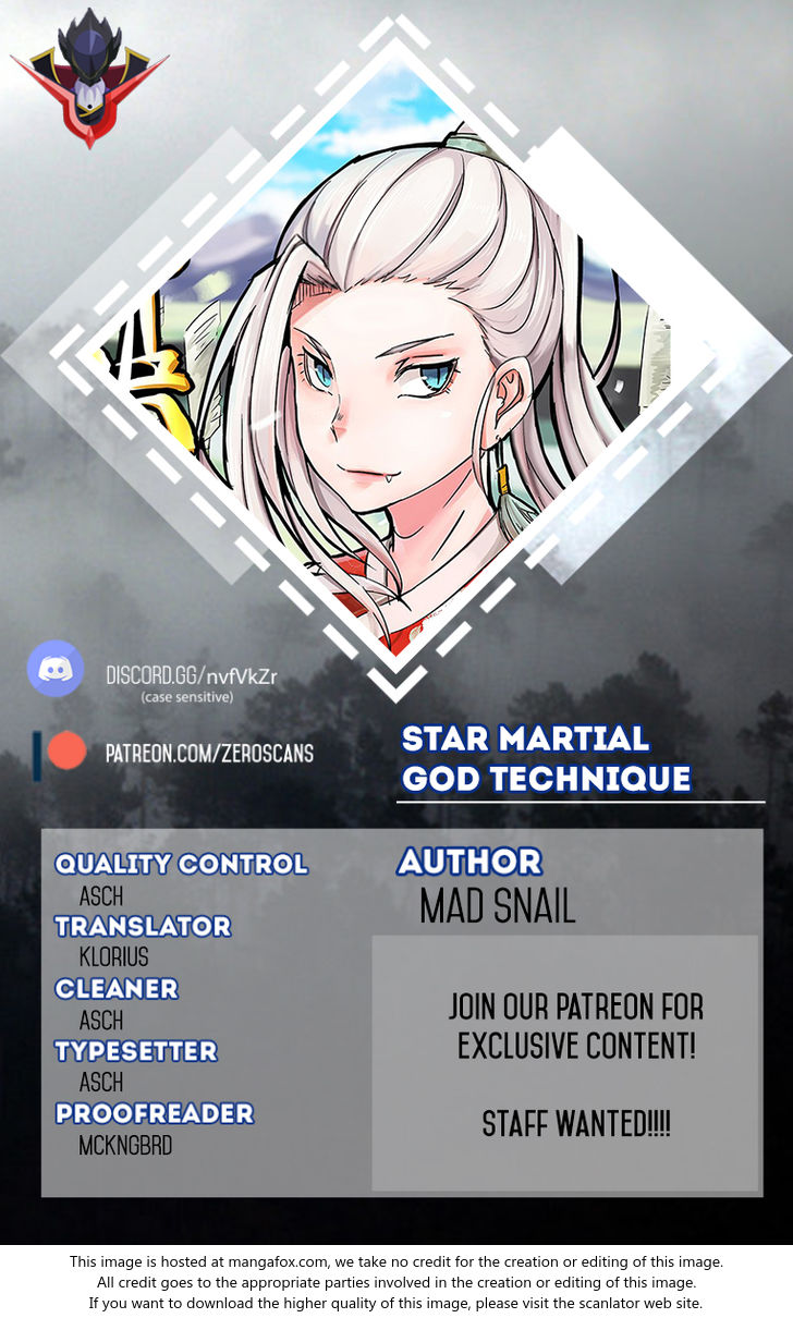 Star Martial God Technique 135 at MangaFox