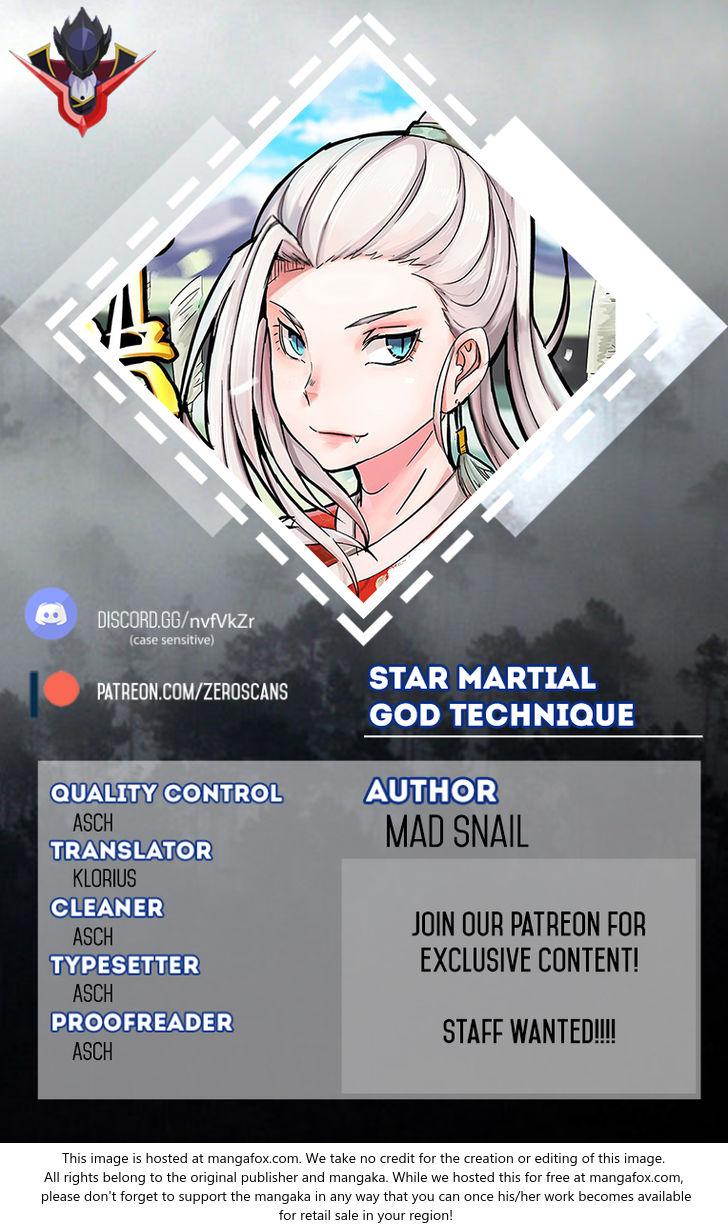 Star Martial God Technique 139 at MangaFox
