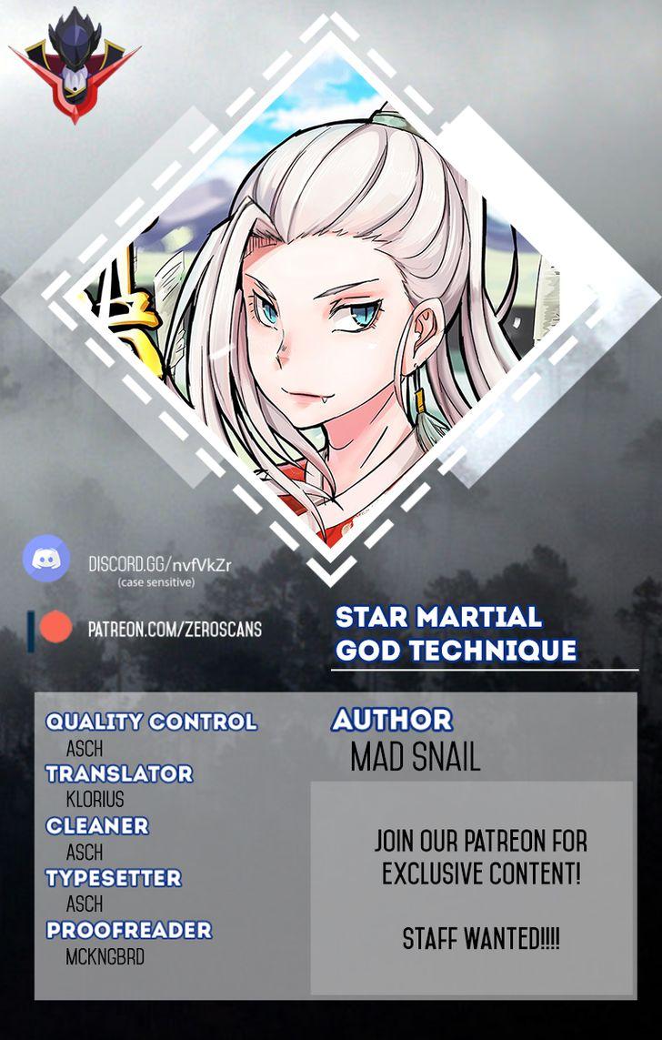 Star Martial God Technique 151 at MangaFox