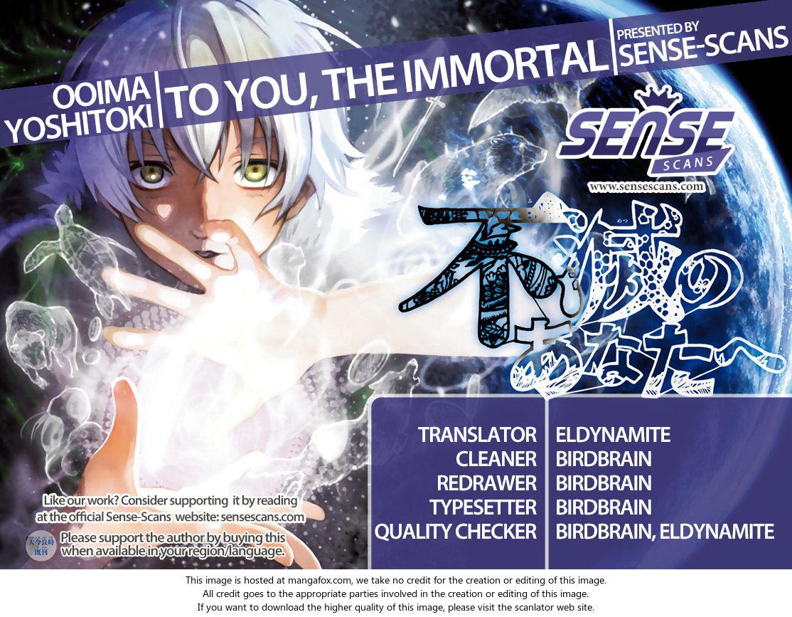 To You, The Immortal 33: Sights Set High at MangaFox