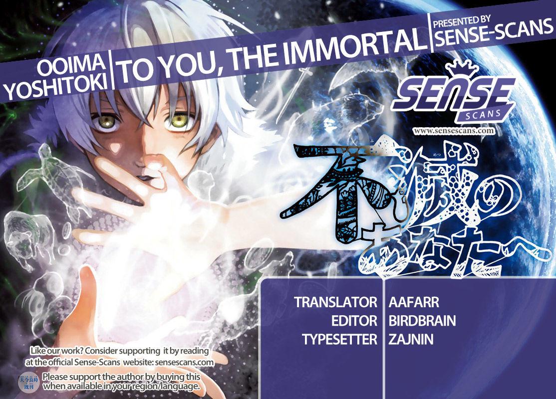 To You, The Immortal 75 at MangaFox