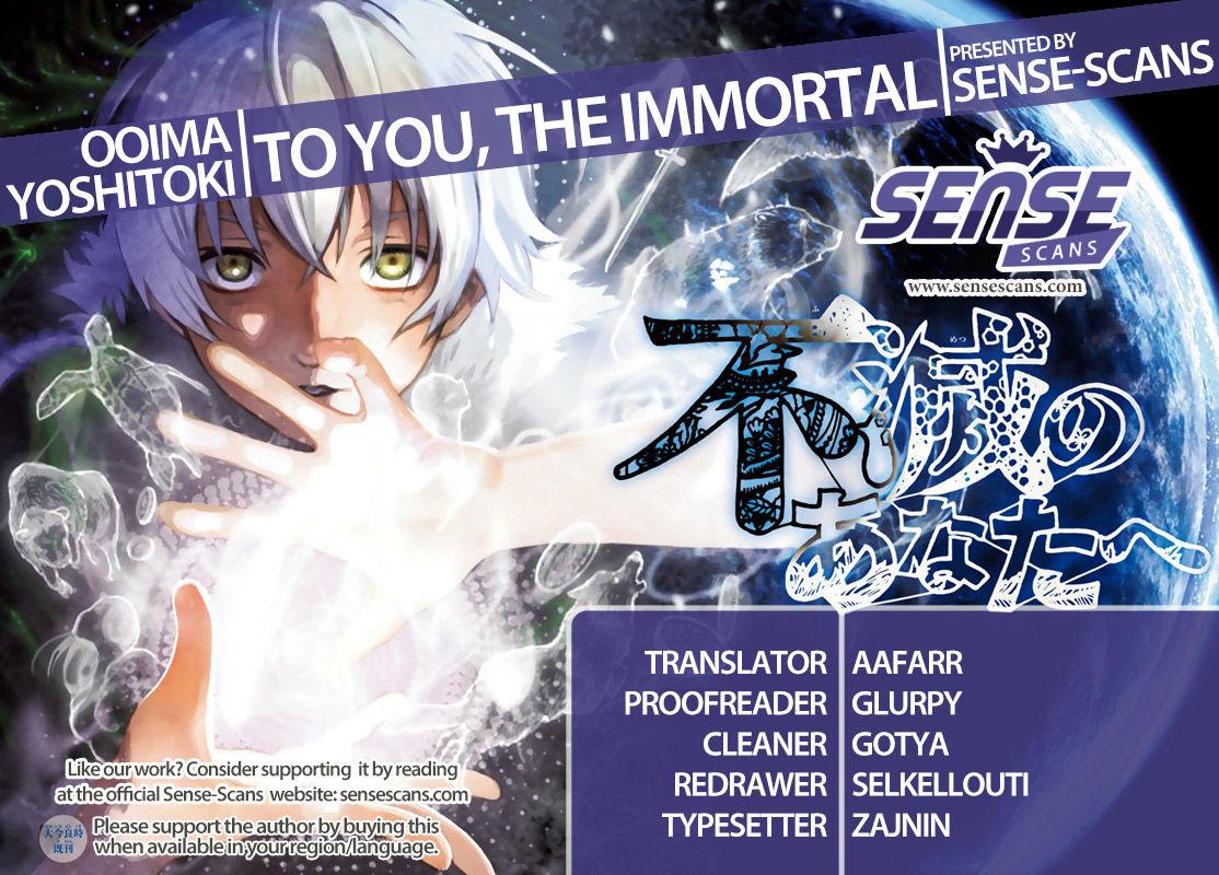 To You, The Immortal 85 at MangaFox