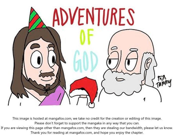 Adventures of God 98 at MangaFox.la