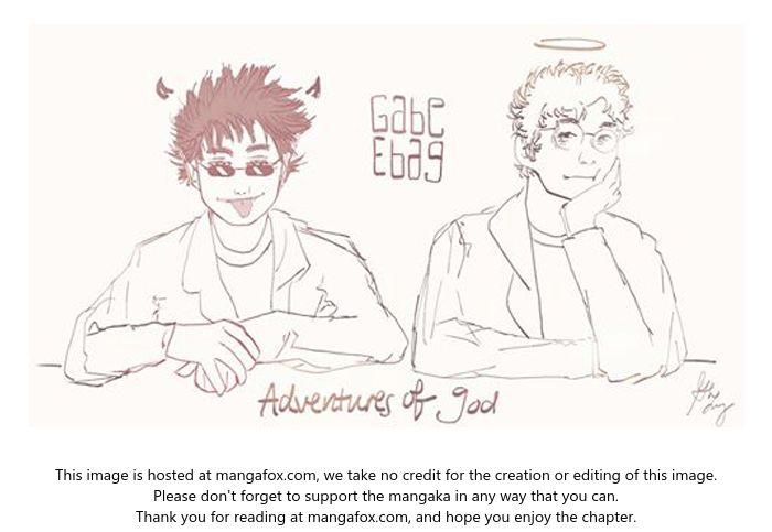 Adventures of God 107 at MangaFox