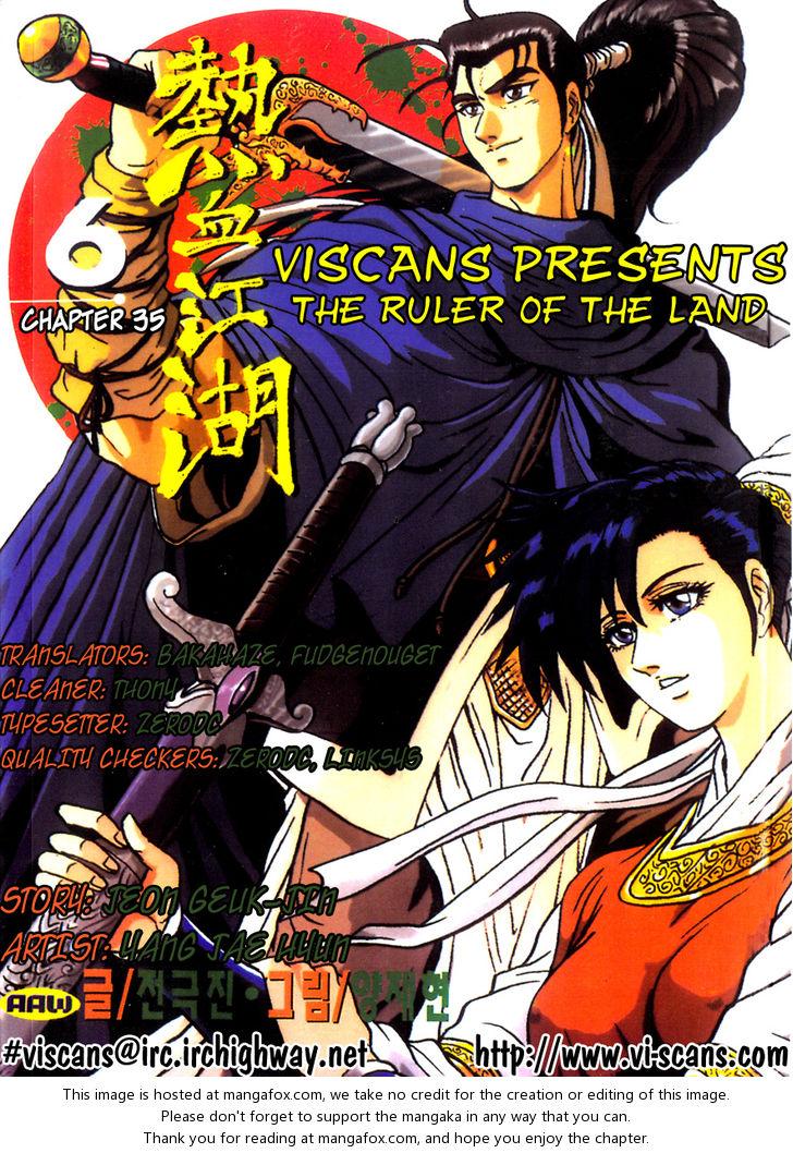 Ruler of the Land 35 at MangaFox.la