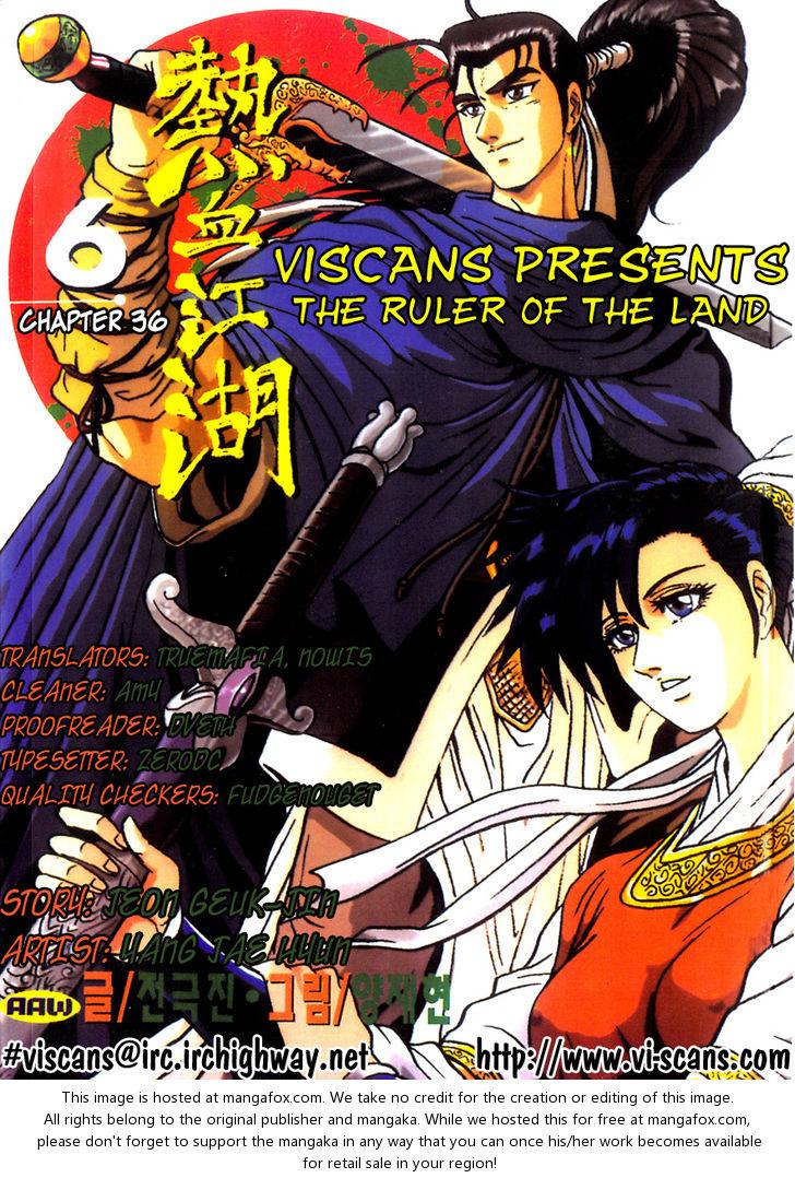Ruler of the Land 36 at MangaFox.la
