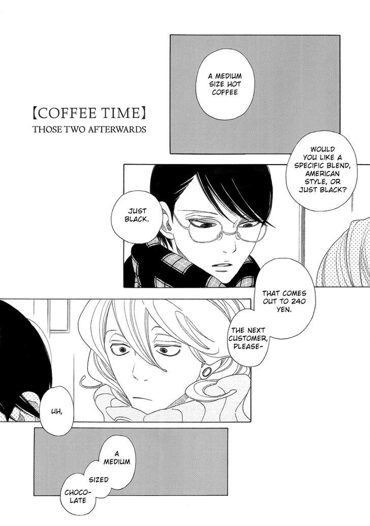 Doukyuusei & Sotsugyousei Fanbook 5: Coffee Time at MangaFox
