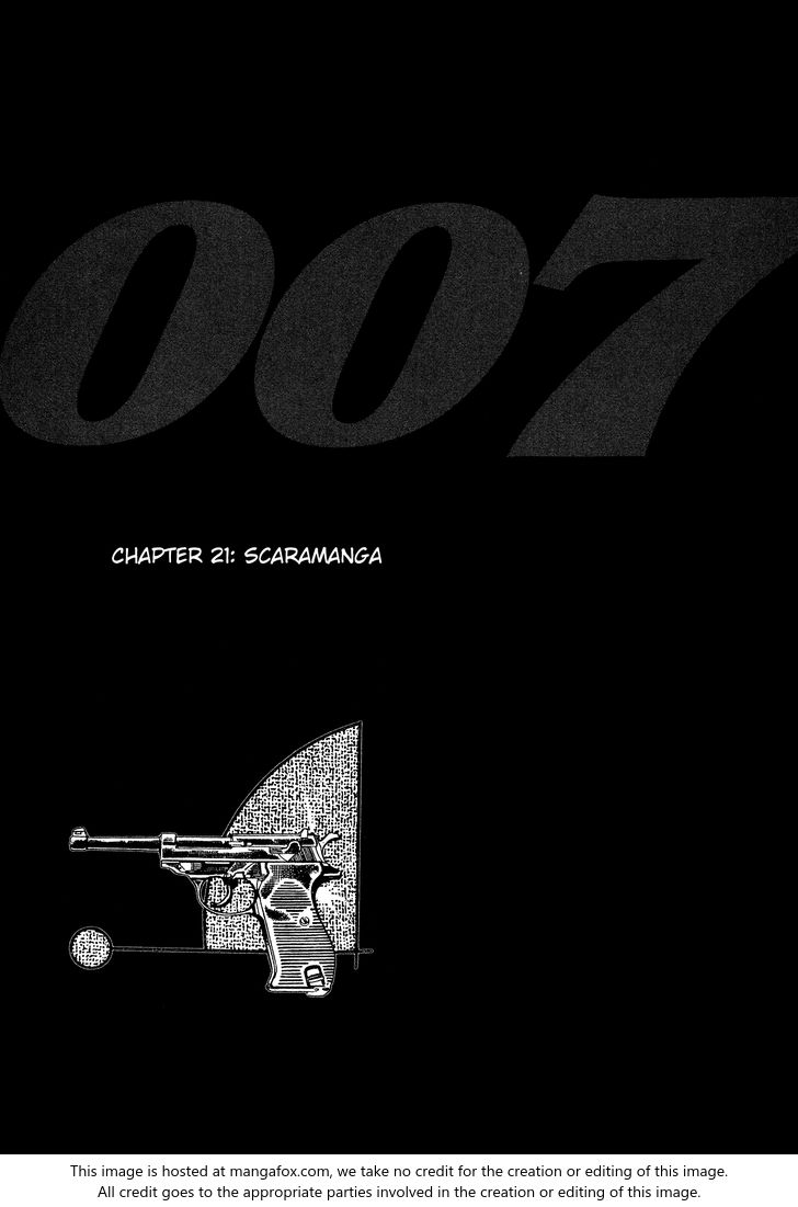 007 Series 21: Scaramanga [END] at MangaFox