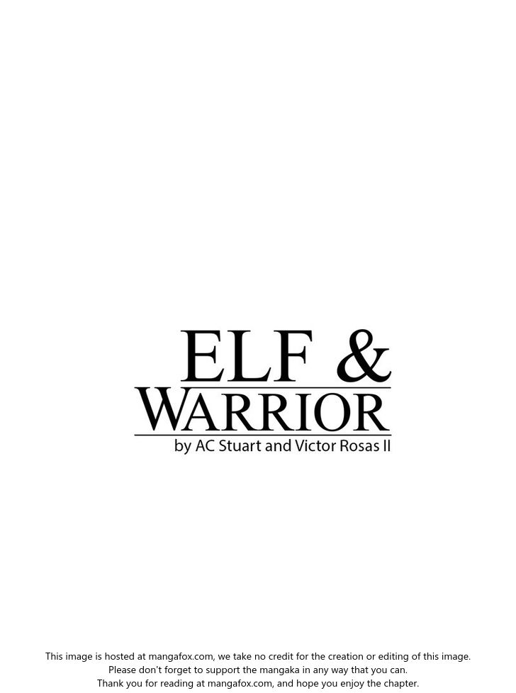 Elf & Warrior 63 at MangaFox
