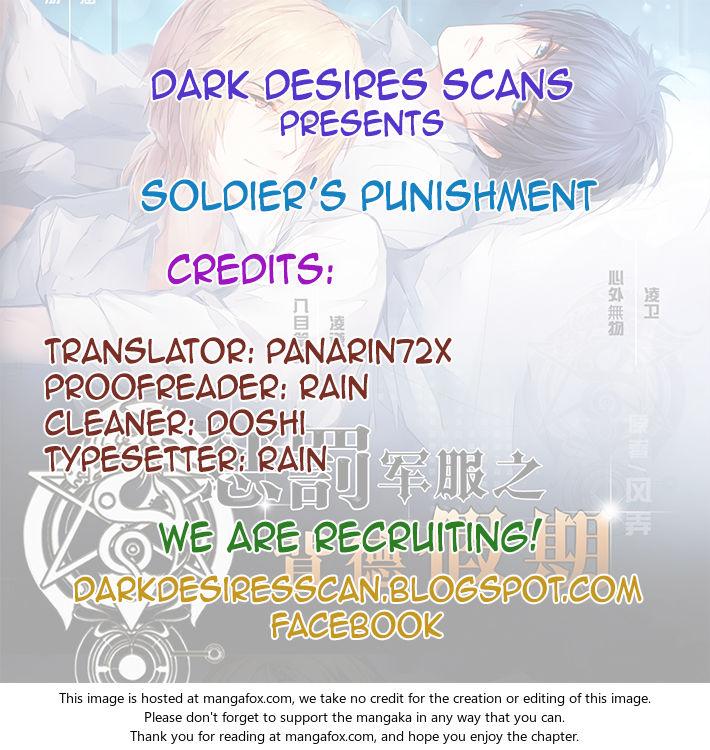 Soldier's Punishment 3 at MangaFox.la