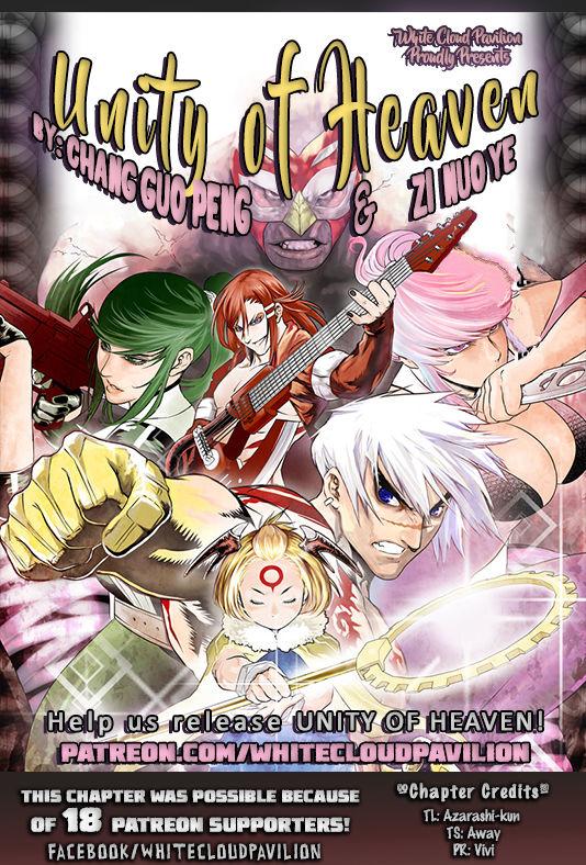 Unity of Heaven 2.1: Round 2.1 at MangaFox.la