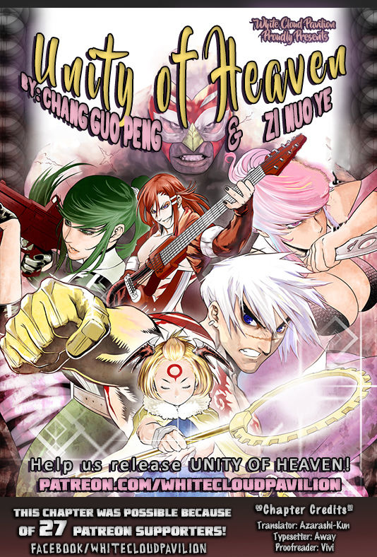 Unity of Heaven 4.2: Round 4.2 at MangaFox.la