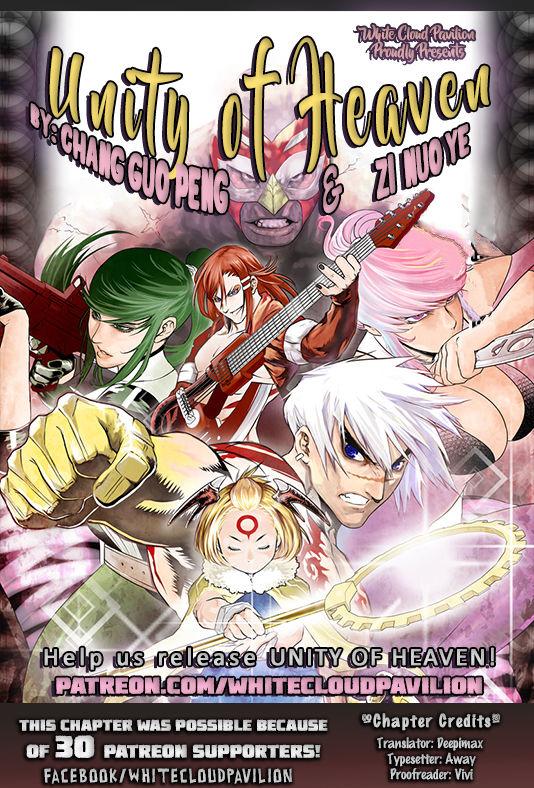 Unity of Heaven 6: Round 6 at MangaFox.la