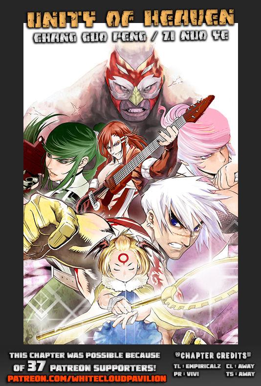 Unity of Heaven 11.1: Round 11.1 at MangaFox.la