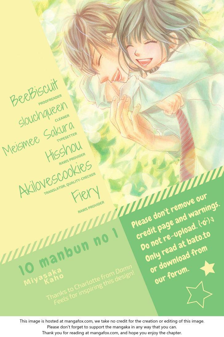 10-manbun no 1 17: Story #17 at MangaFox