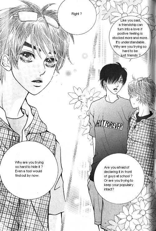 Utopia of homosexuality mangafox