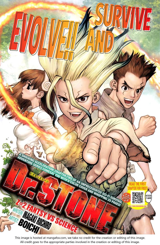 Dr. Stone 2: Fantasy vs. Science at MangaFox