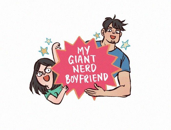 My Giant Nerd Boyfriend 201 at MangaFox
