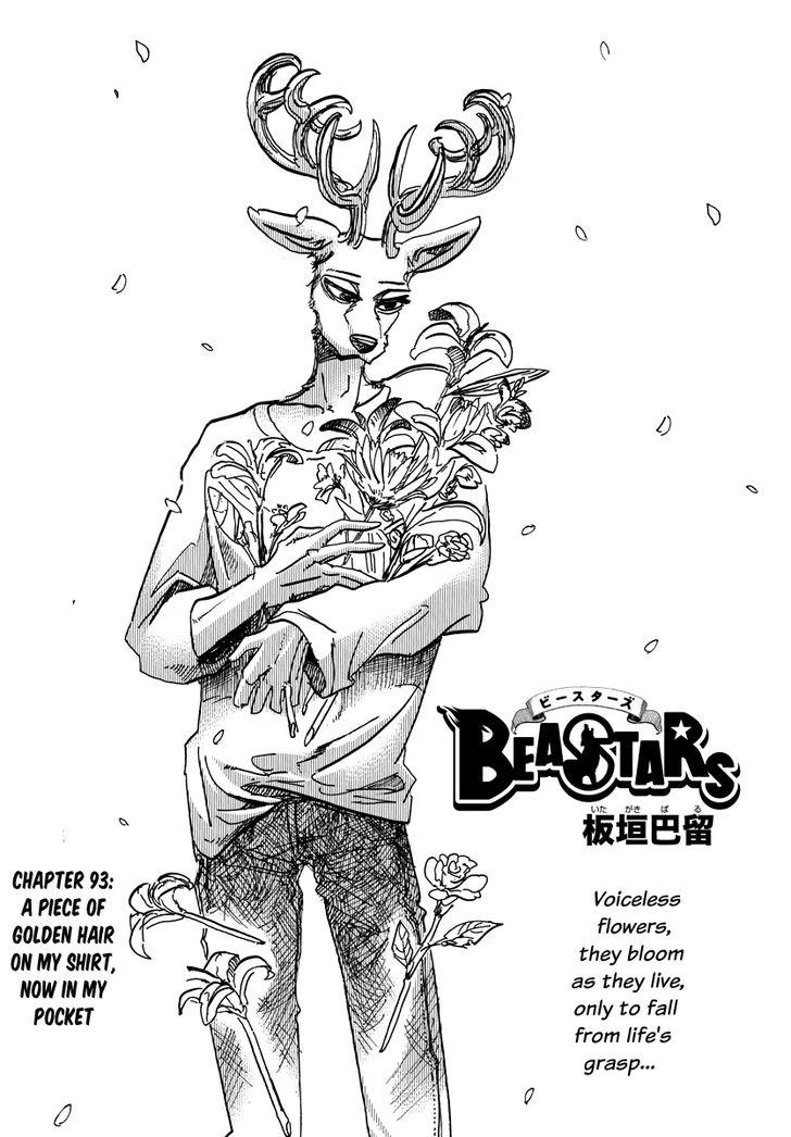 Beastars 93 at MangaFox