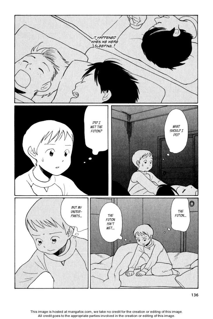 Hourou Musuko 15: School Trip: The Day Before at MangaFox
