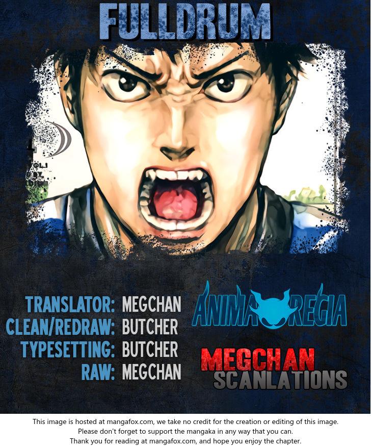 Fulldrum 8: A Man Called Midori at MangaFox