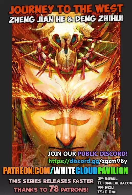 Journey to the West (Zheng Jian He) 31: Heaven's Strongest Knight at MangaFox