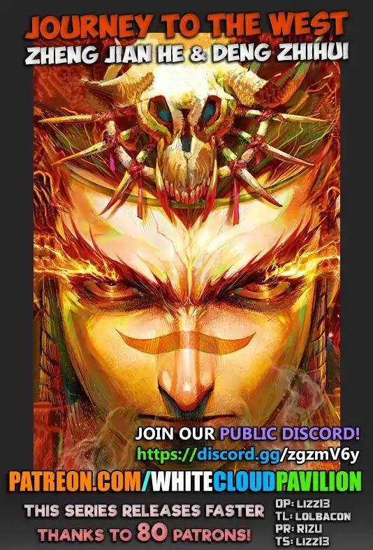 Journey to the West (Zheng Jian He) 32: The Graveyard Guardian at MangaFox