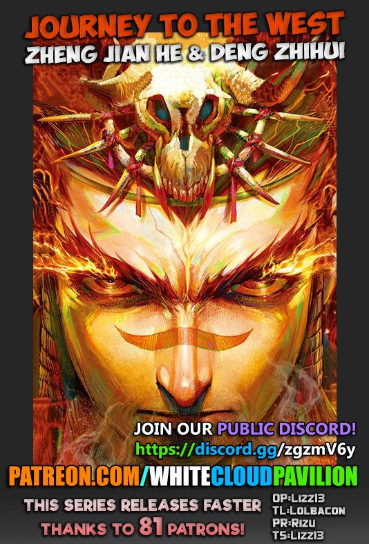 Journey to the West (Zheng Jian He) 37: Goodbye Sun Wu Kong at MangaFox