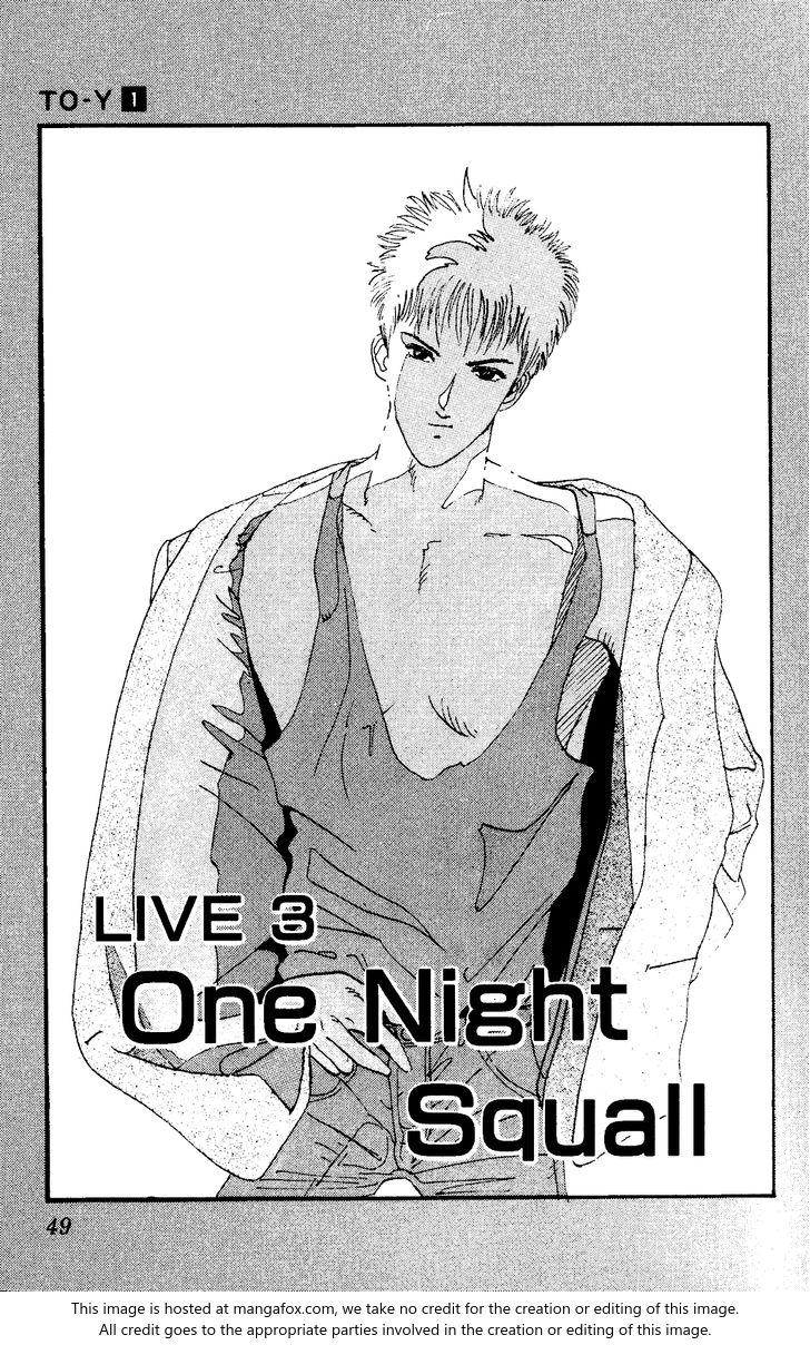 TO-Y 3: One Night Squall at MangaFox