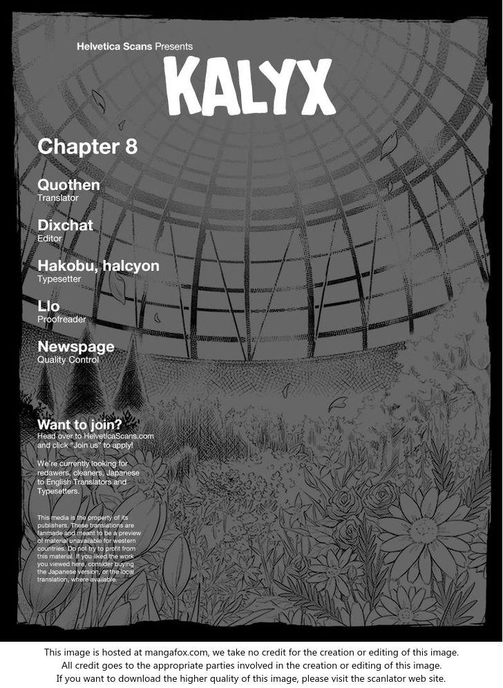 Kalyx 8 at MangaFox