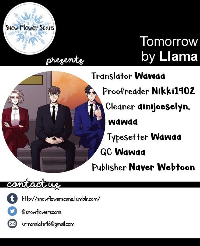 Tomorrow (Llama) 22: The Forest of Time (Final) at MangaFox.la