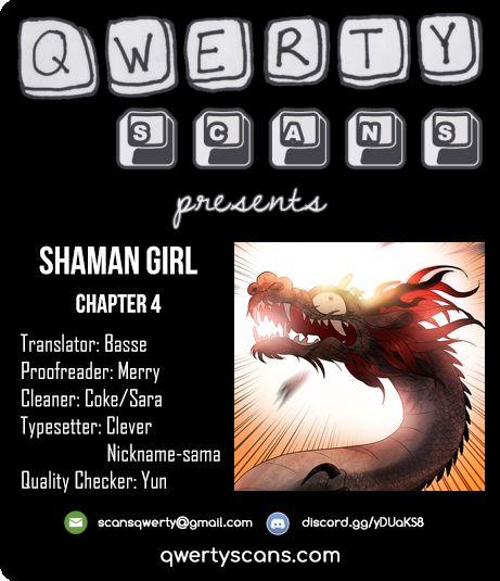 Shaman Girl 4: This Can't be Happening! at MangaFox
