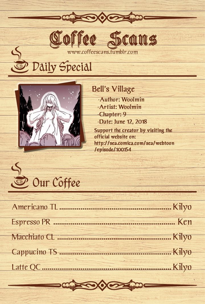 Bell's Village 9: Attention (4) at MangaFox