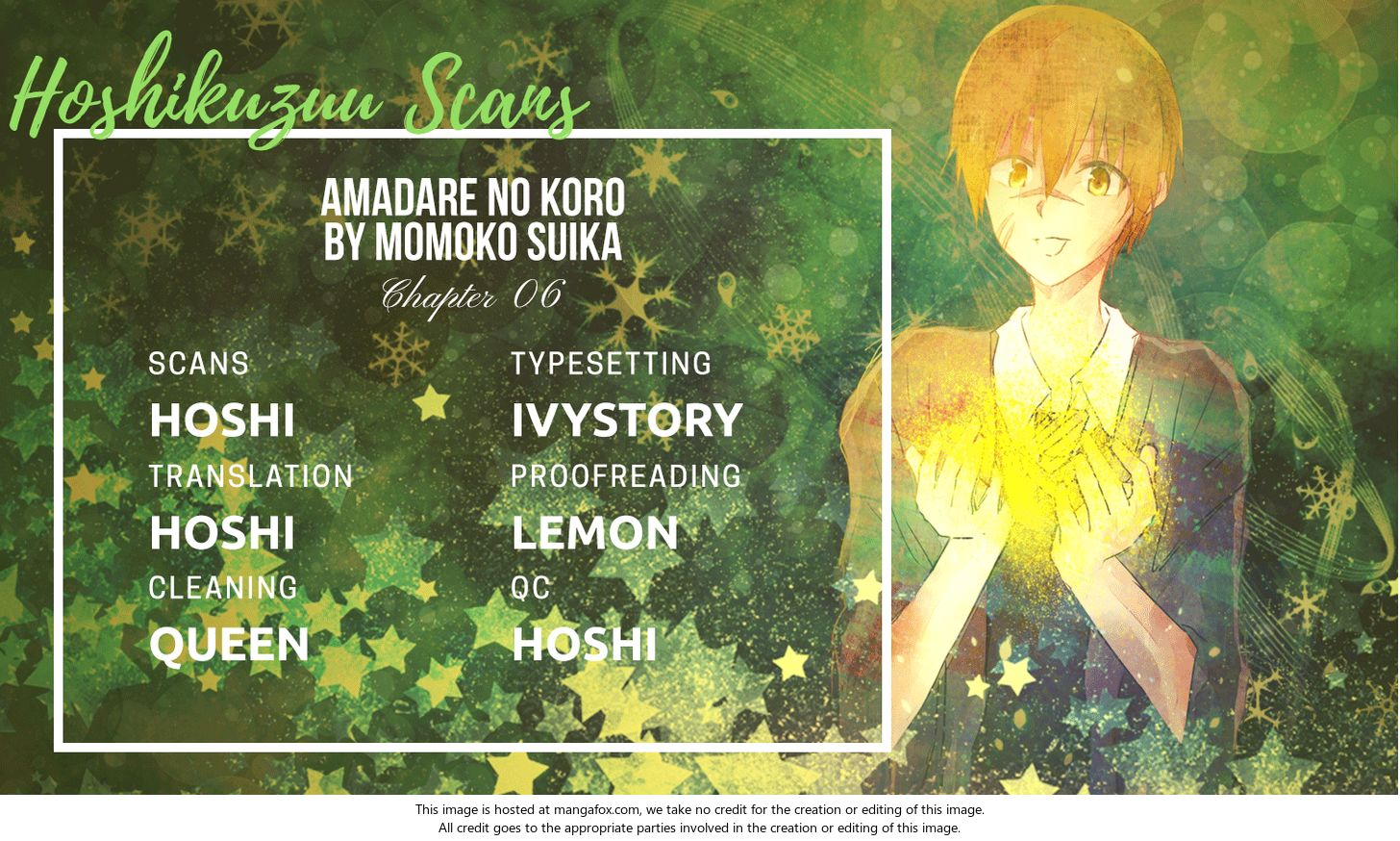 Amadare no Koro 6 at MangaFox