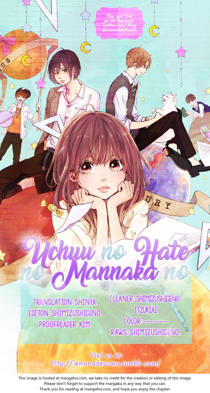 Uchuu no Hate no Mannaka no 6: Planet 6 at MangaFox