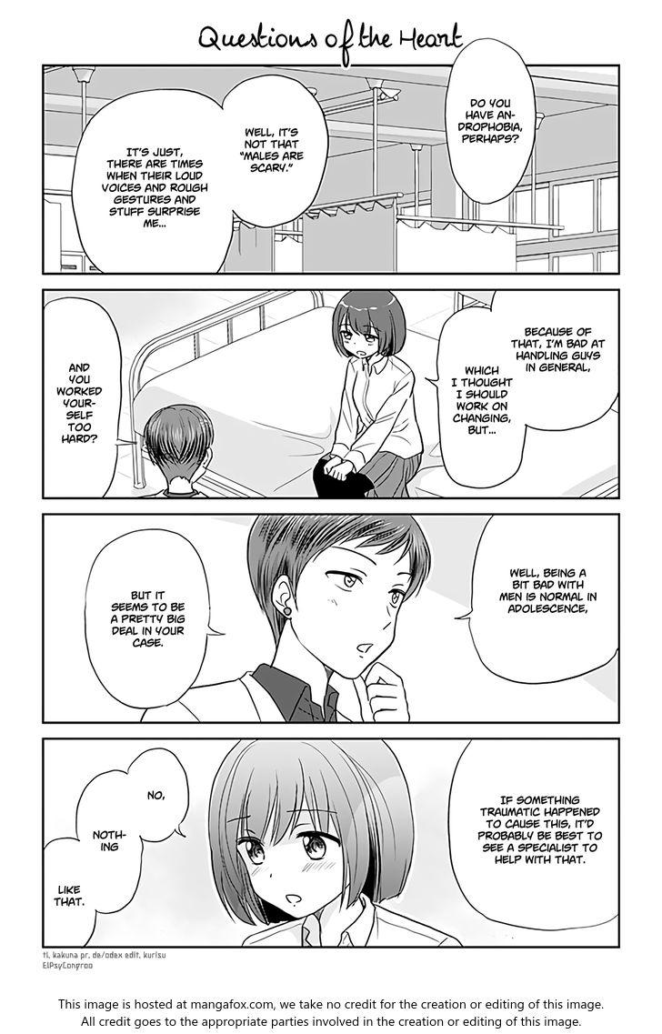Otome Danshi ni Koisuru Otome 181: Otome Danshi ni Koisuru Otome at MangaFox