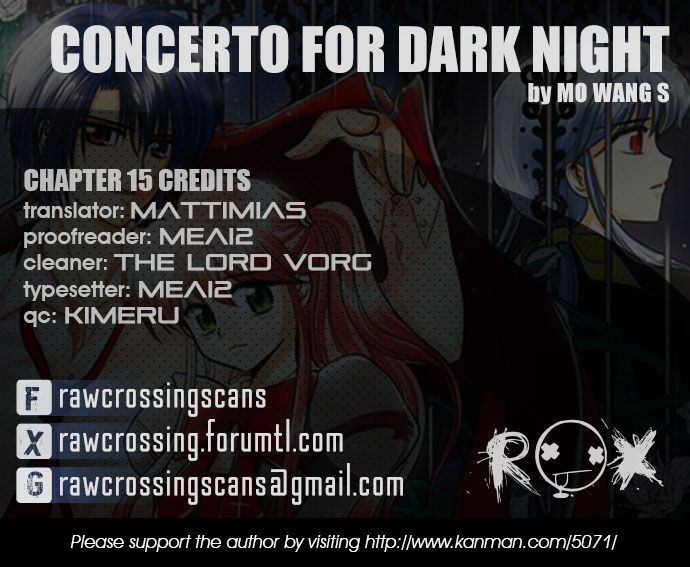 Concerto for Dark Night 15: Bloody Party at MangaFox