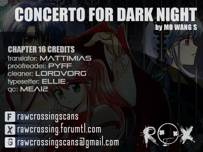Concerto for Dark Night 16: Counter-Attack Of The Roses at MangaFox