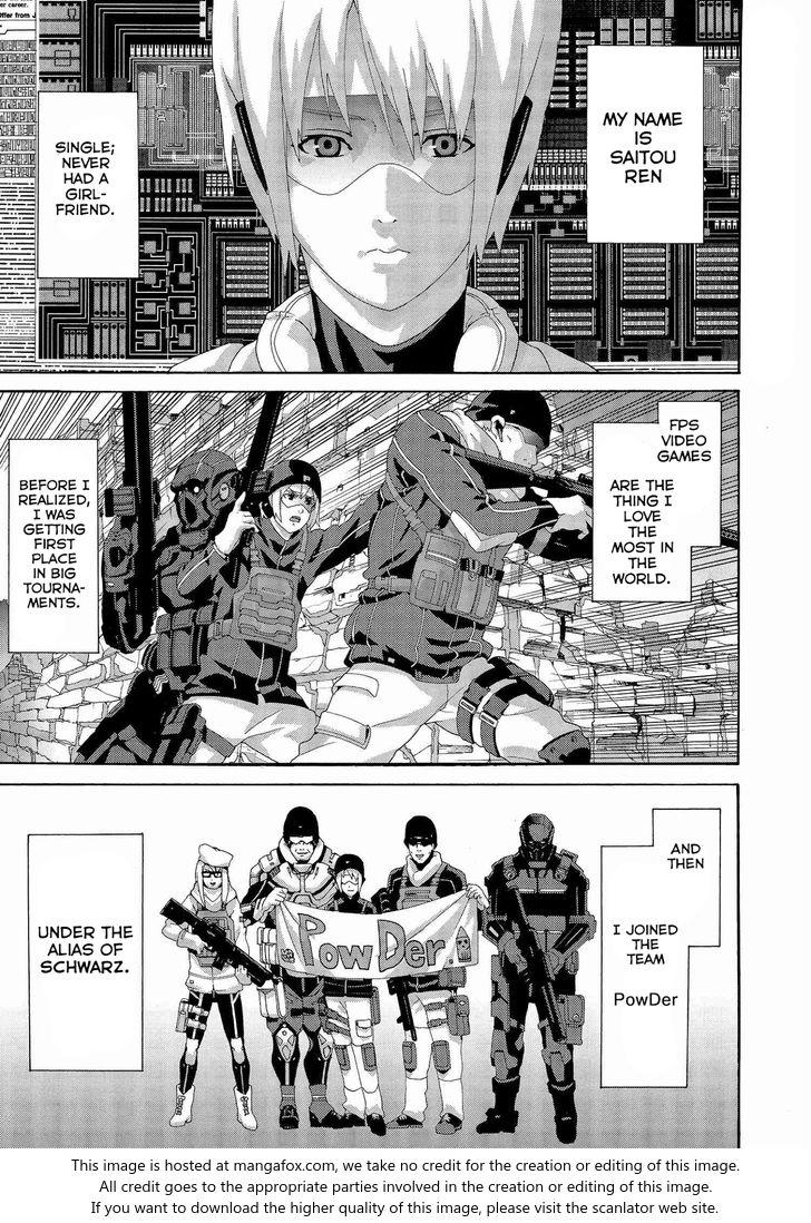 Manuke na FPS Player ga Isekai e Ochita Baai 3 at MangaFox