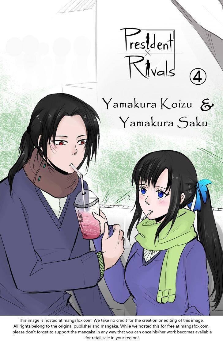 PresIdent RIvals 4: Date at MangaFox