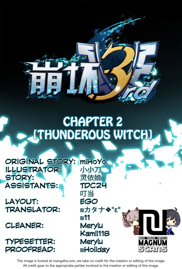 Honkai Impact 3 2: Thunderous Witch at MangaFox.la