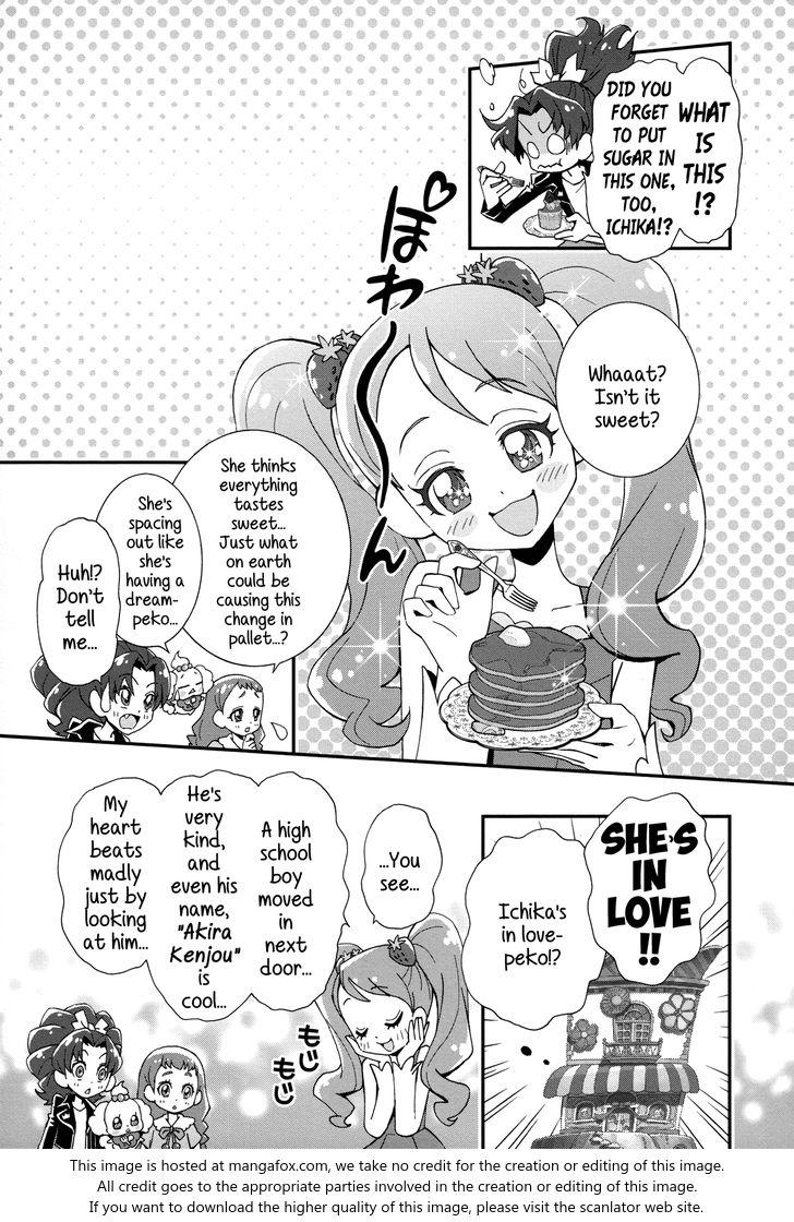 Kirakira Precure a la Mode 2 at MangaFox